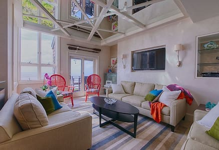 Outstanding Spacious Oceanfront 4BR/3BTH Penthouse - Kiawah Island