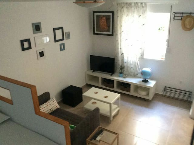 Cosy studio 10'walk from Acropolis - Αθήνα - Casa