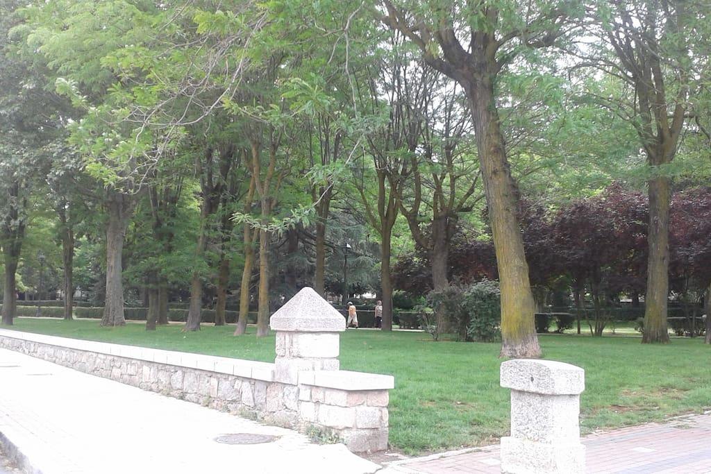 parque san Antonio