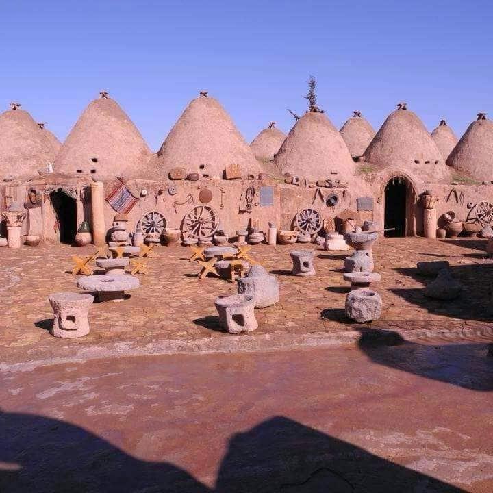 Harran kültür evi