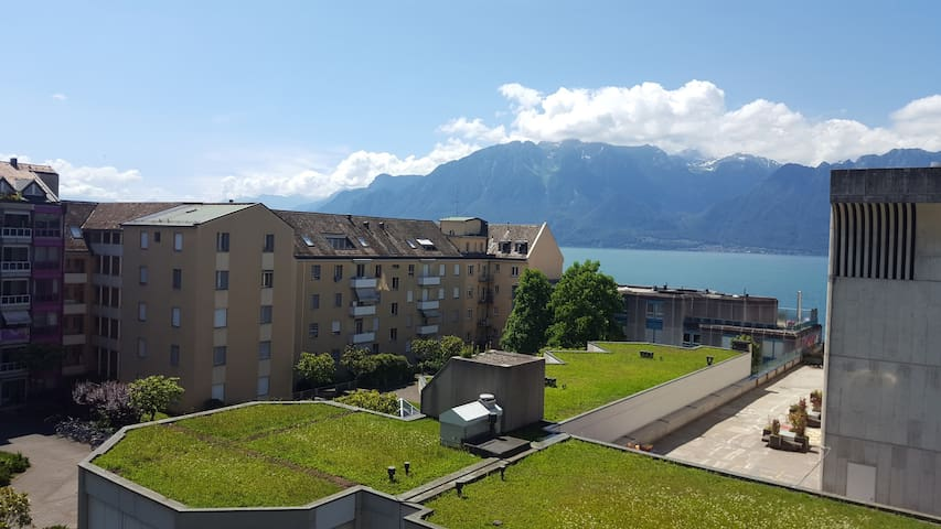 Lovely apartment in Vevey - Vevey - Pis