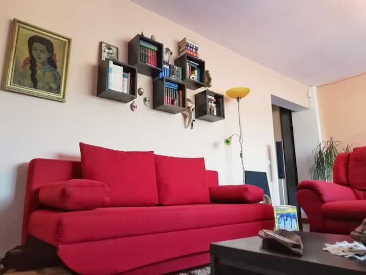 Apartament for four with panoramic view