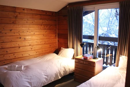 North Point Pension Bedroom 3 - Bed & Breakfast