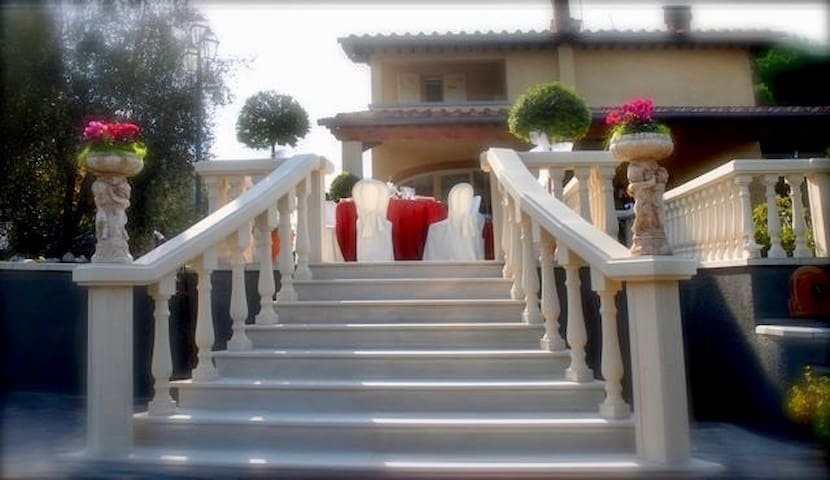 Charming Country Villa near Florence
