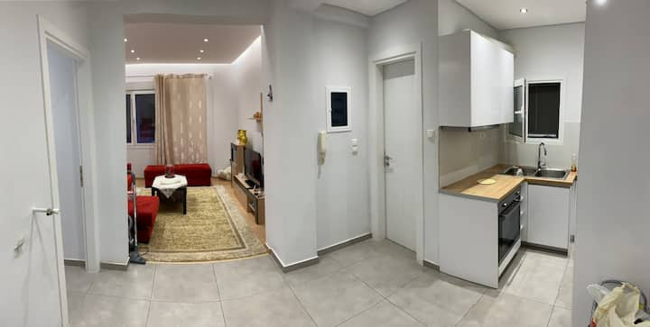 Fully renewed apartment extremely near city center