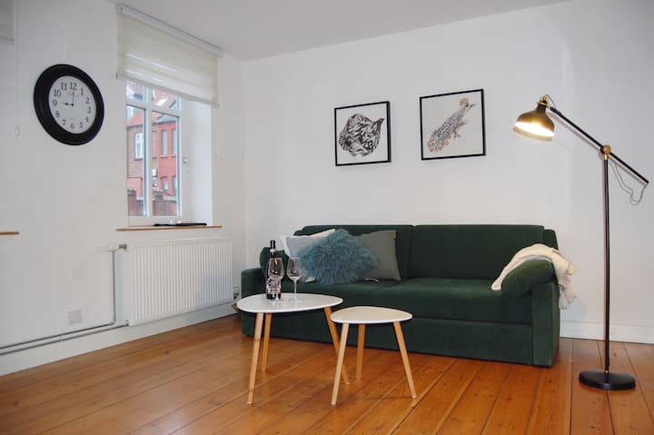 70 m2 newly renovated appartment.