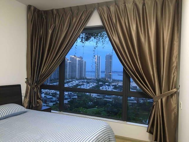 新加坡旁❤️超美全景海景 SeaView@森林城市ForestCity距乐高Legoland仅15分钟
