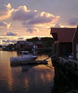 Leilighet på Lokøy, havgapet vest for Sotra