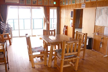 1棟貸し切り‼海が目の前すはらシーサイドハウス【素泊まり】簡単な朝食付き