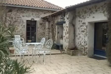 Chambres d'hôtes LE CHIRONET - La Limouzinière