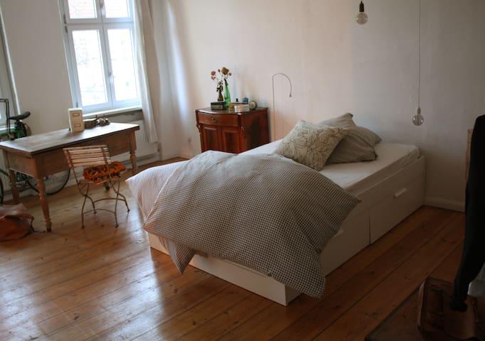Gemütliche Wohnung Nähe Prenzlberg - Berlin - Apartment