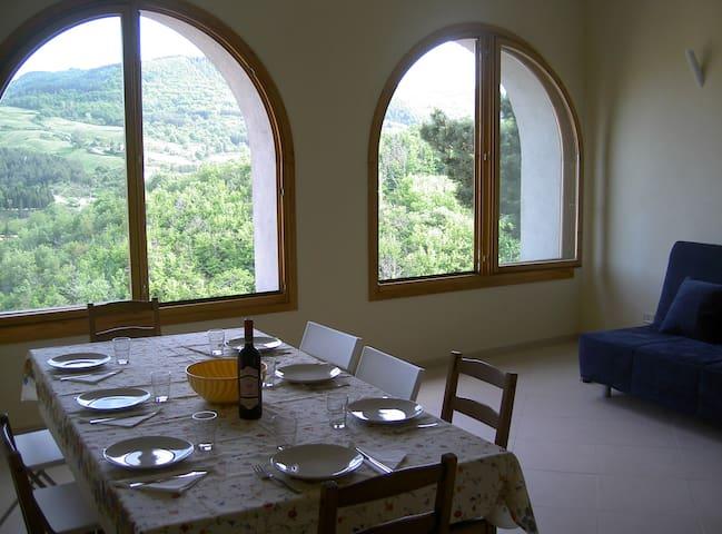 maremma appartamento in borgo medievale - Monticello Amiata - Apartemen