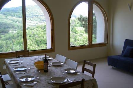 maremma appartamento in borgo medievale - Monticello Amiata