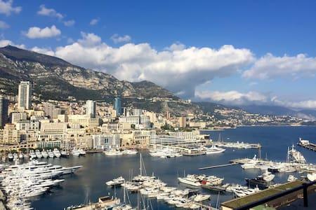 Superb studio next to the Prince's Palace  Monaco