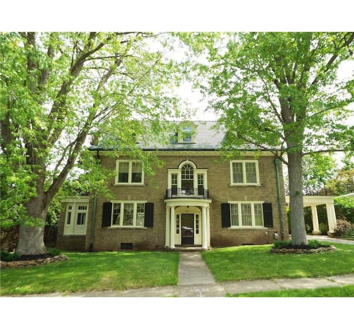4 bd enchanted home in the heart of Olean, NY