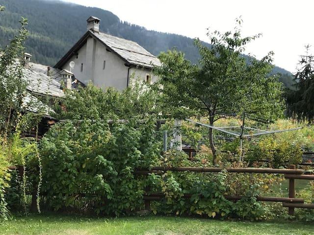 Villa panoramica vicino a Cervinia