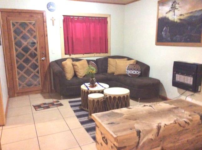 Descansa en una Bonita casa, en la Sierra de Qto.