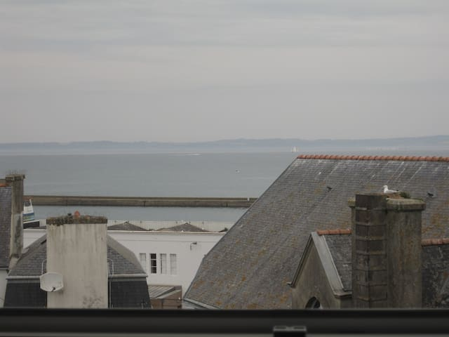 Sea view appartment - Douarnenez - Apartamento