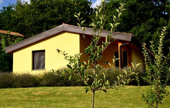 Valle del LUPO - LUPO cottage