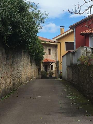 La Nogalera, Nueva de Llanes - Llanes - House