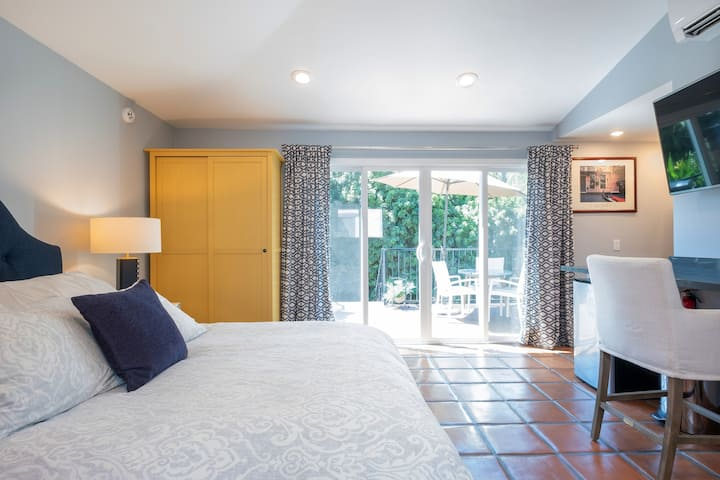 Private Casita in Point Loma Close to All