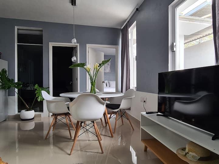 Viñedos &peña de bernal White zinfandel apartment