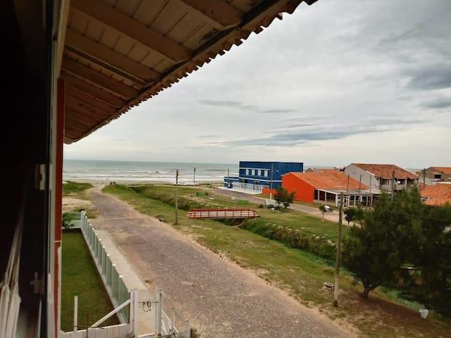 Lindo Duplex, 2 sacadas, vista para o mar- Salinas