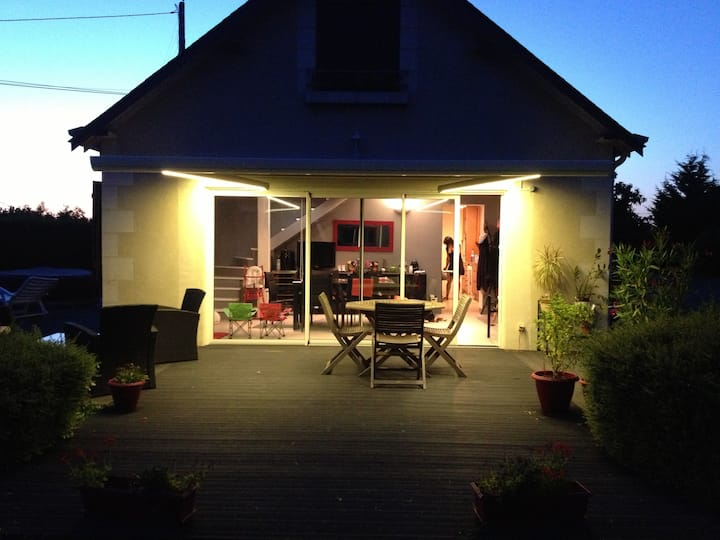 Charmante Maison au calme