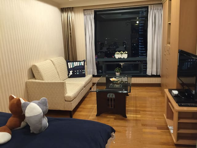 Taichung Great View Double room - 台中市 - Leilighet