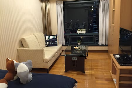Taichung Great View Double room - 台中市 - Appartement