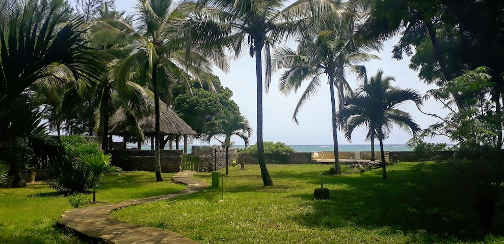 Driftwood Guesthouse, Diani - Beachfront Getaway