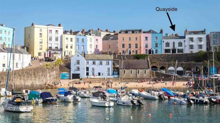 🔆 Quayside, Tenby Harbour 🔆 Breath-taking views 🔆