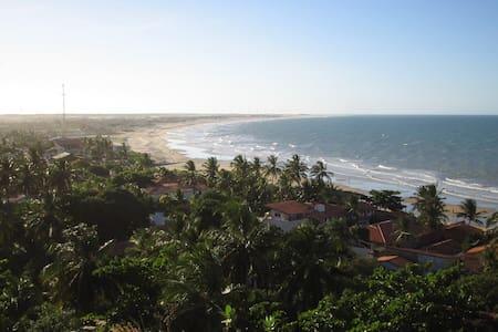 Luxury beach apartment in quiet condo
