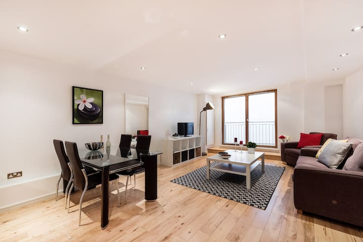 Spacious Apartment London Bridge