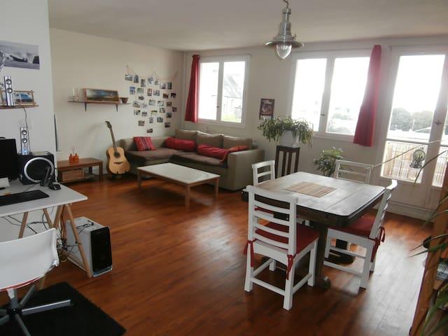 appartement T3 - Brest - Apartmen