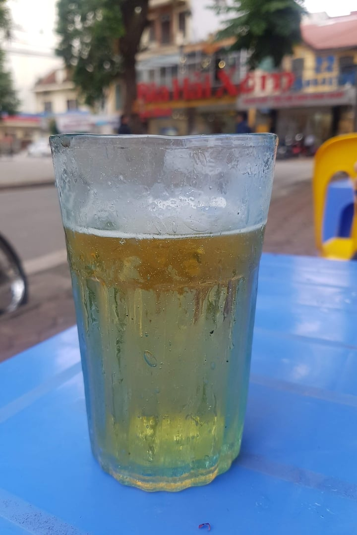 Bia Hoi - special craft beer of Hanoi