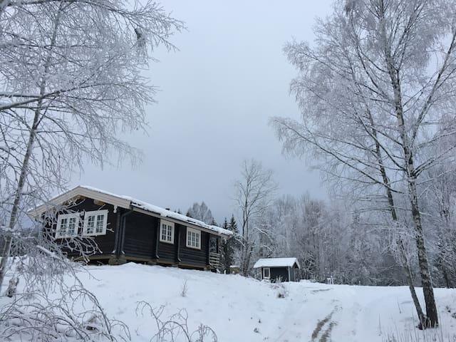 Lodge Sørli - newly furnished in Svartskog