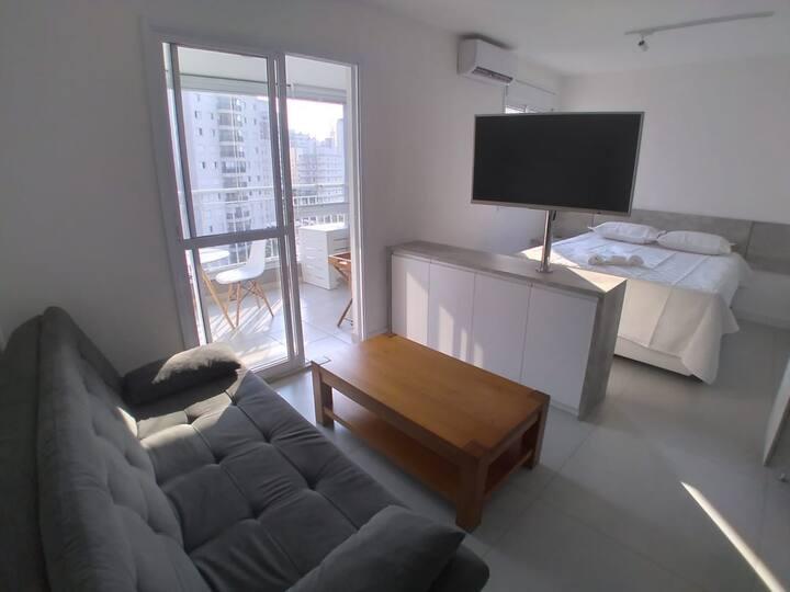 Apartamento novo-Campo Belo próx ao aeroporto