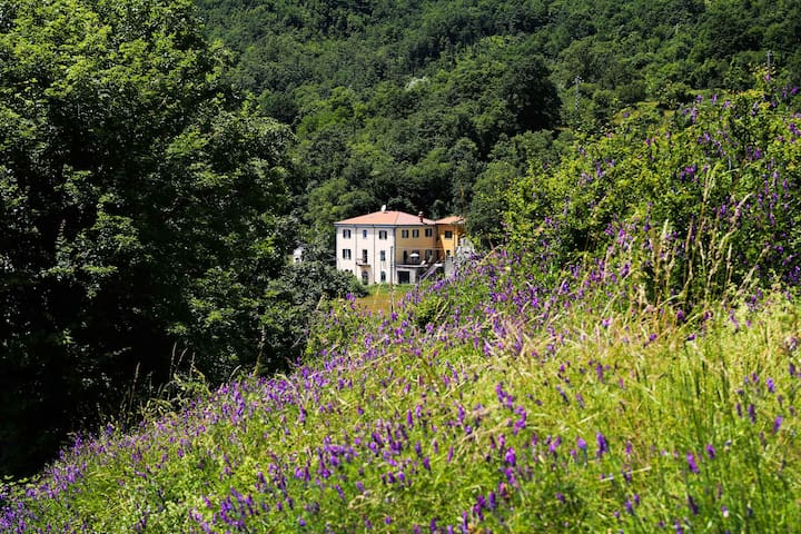 Nature and relax in Lunigiana