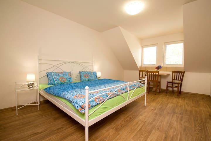 Dvoulůžkový pokoj v Penzionu Zlatovláska