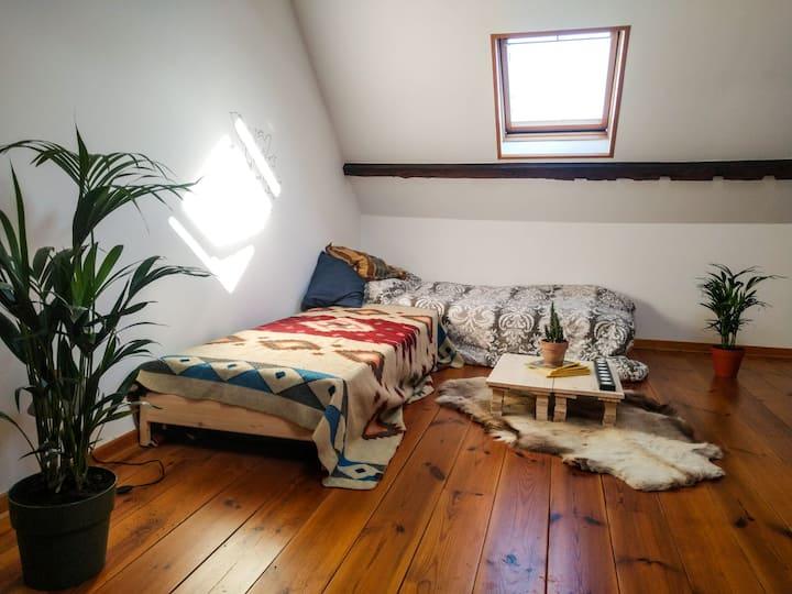 Lovely cosy room in the heart of magical Mechelen