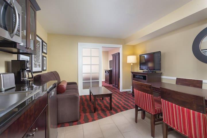 1 Bedroom Suite at Anaheim Resort