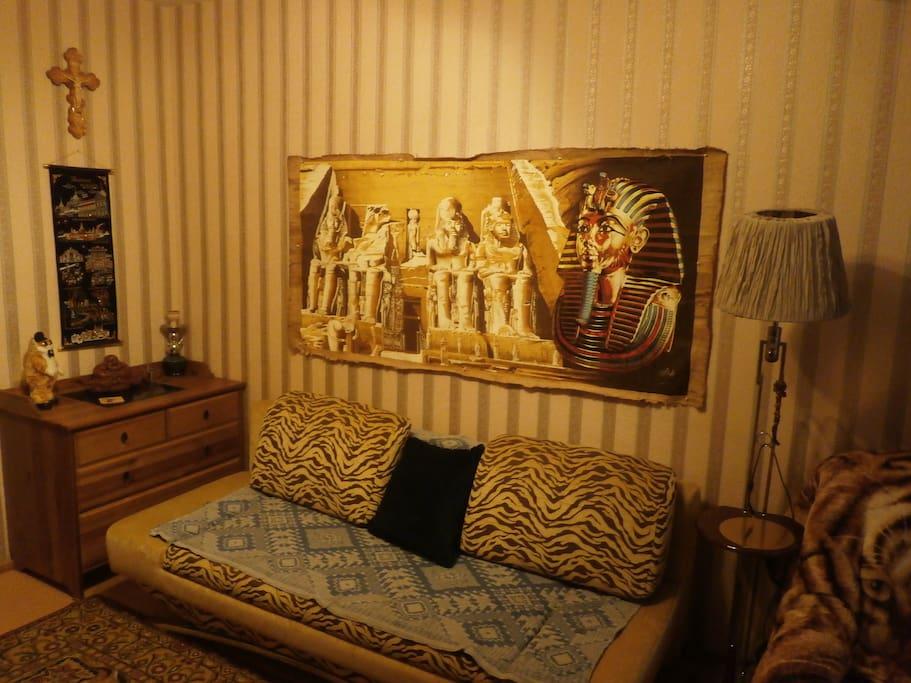 Комната 1/ Room 1