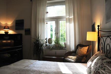 Privatzimmer mit Küche und Garten - Wohnung