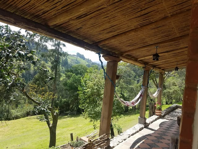 Country house near  Quito-Cotopaxi-Condormachay