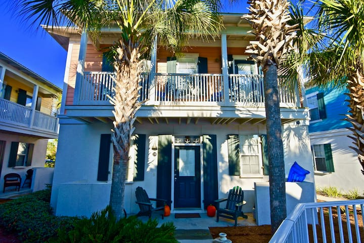 Our Beach Bungalow - Pool-Front in Seagrove Beach! - Санта-Роза-Бич - Дом