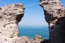 Grotte di Catullo - Sirmione 5km