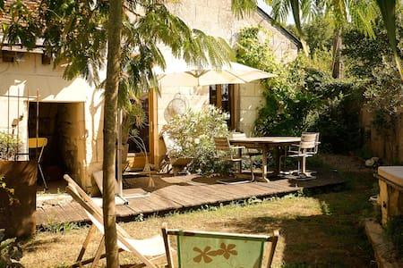 Gite de charme Sud Touraine - Crissay-sur-Manse - Casa