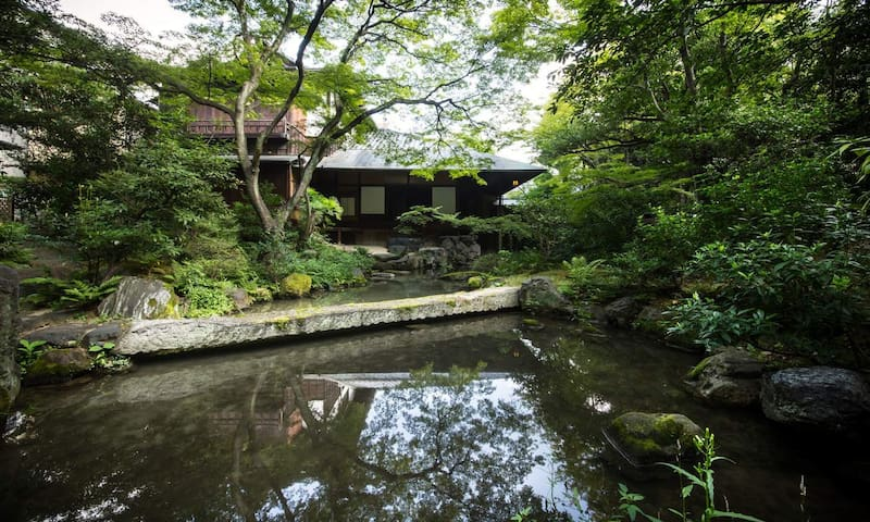 Heritage Property with scenic Japanese Garden