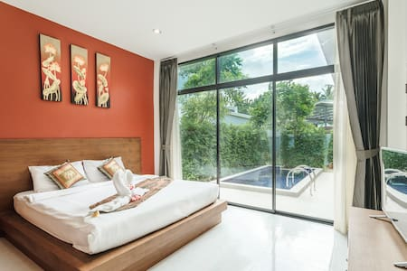 2SI#  2BR - Cozy Private Pool Villa,Comfy Bed,Wifi - เกาะสมุย